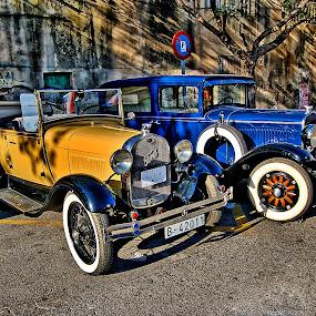 by Garry Fenton - Transportation Automobiles