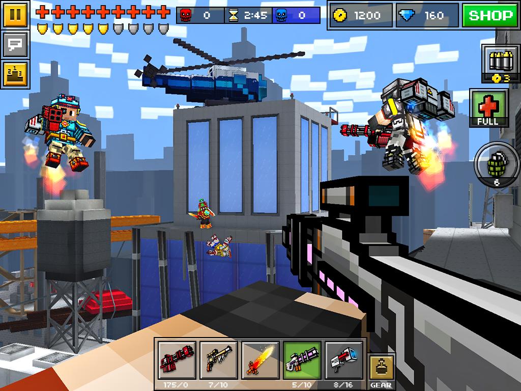 Pixel Gun 3D – Applications Android sur Google Play