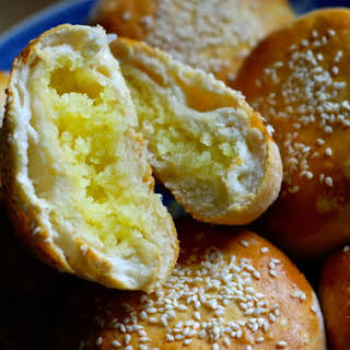 Chinese Buffet Coconut Buns.