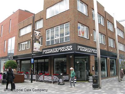Pizzaexpress On Park Street Restaurant Italian In Town