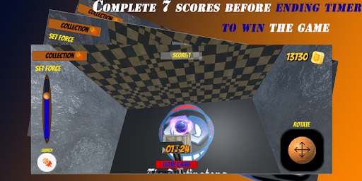 Basketball Shooter 3D - Best Ball Shooting Game android2mod screenshots 4