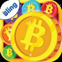 Bitcoin Blast - Earn REAL Bitcoin! icon
