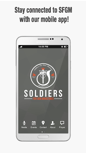 Soldiers For God Ministries