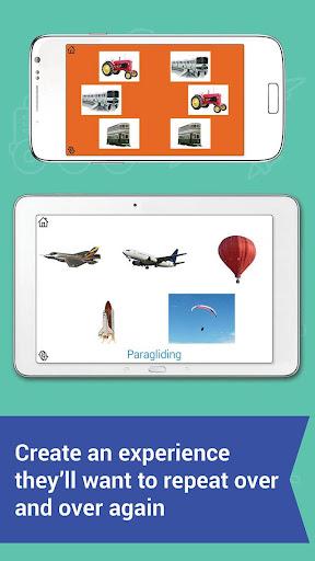 玩免費教育APP|下載子供用 乗り物の音とパズル app不用錢|硬是要APP