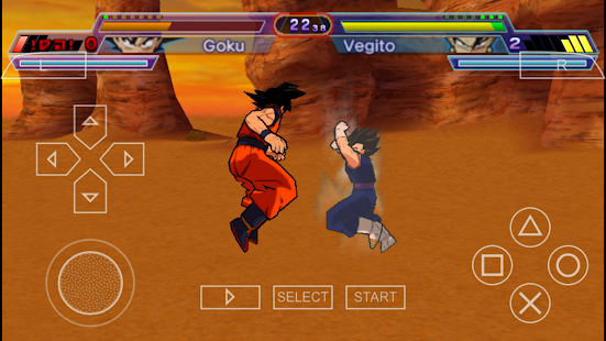 AwePSP- PSP Emulator Screenshot