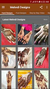 Mehndi Designs (offline) - náhled