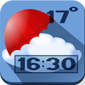 Transparent Weather Widget icon