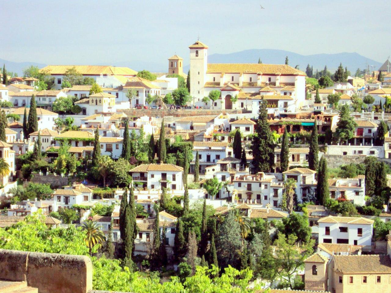 5 lugares históricos para visitar en Granada