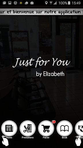 Just For You by Elizabeth