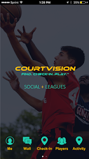 CourtVision- screenshot thumbnail
