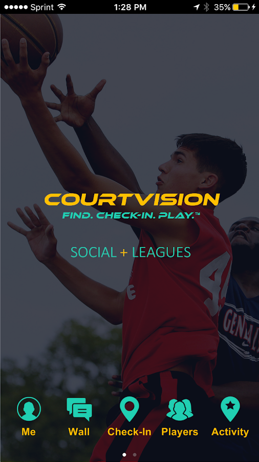 CourtVision- screenshot