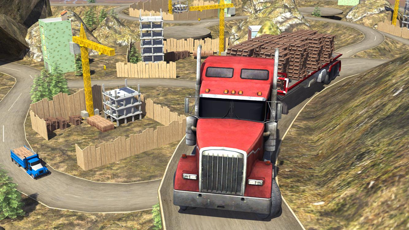 Heavy Truck Driver Simulator  Android Apps on Google Play