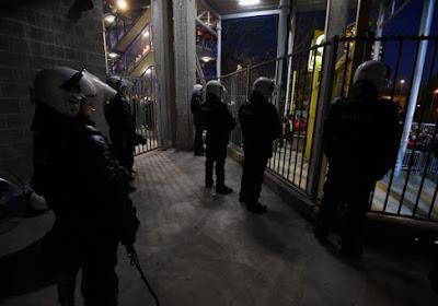 La police de Charleroi explique pourquoi elle engendre les frais de sécurité les plus élevés en Jupiler Pro League