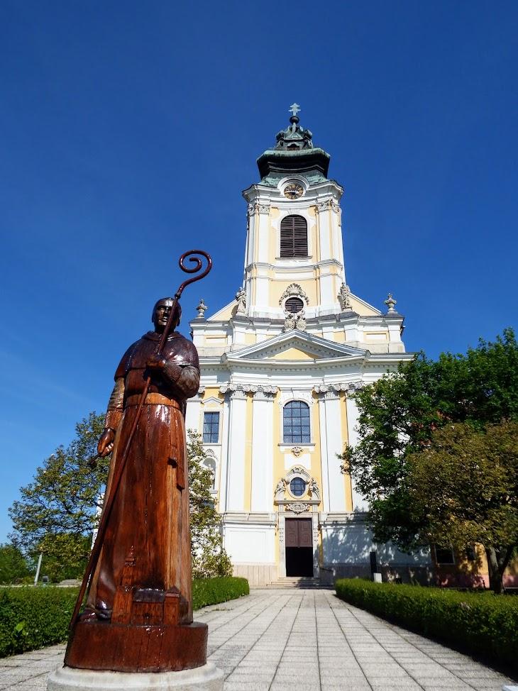 Szentgotthárd - Nagyboldogasszony rk. plébániatemplom