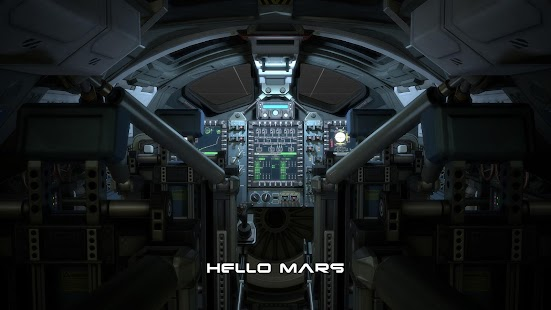 Hello Mars Screenshot