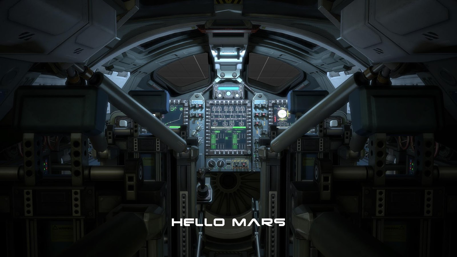 Hello Mars- screenshot