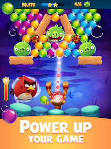 Angry Birds POP Bubble Shooter 9
