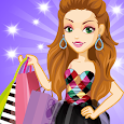 Shopaholic World: Dress Up icon