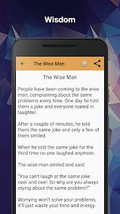 Download Wise stories  apk screenshot 3