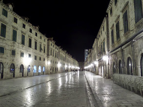 Photo: This is the main road inside the walled city.  The city was founded in the 7th century but their golden age was the 15th and 16th centuries when they had the third largest fleet in the world.