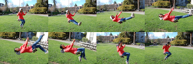 Photo: Just Keep Swinging