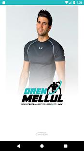 Oren Mellul - náhled
