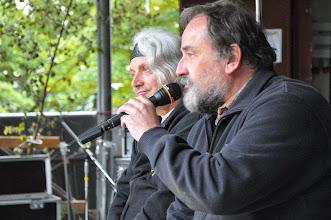 Photo: František Hanzlíček a Robert Koryčánek