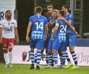 """De ontdekking van het seizoen bij Gent lijkt nog niet meteen te vertrekken ondanks buitenlandse interesse: """"Ik heb aanbiedingen gehad uit Spanje"""""""