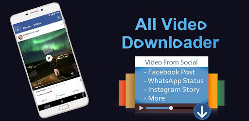 All Social Video Downloader game (apk) free download for