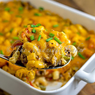 Salsa-Licious Mac & Cheese