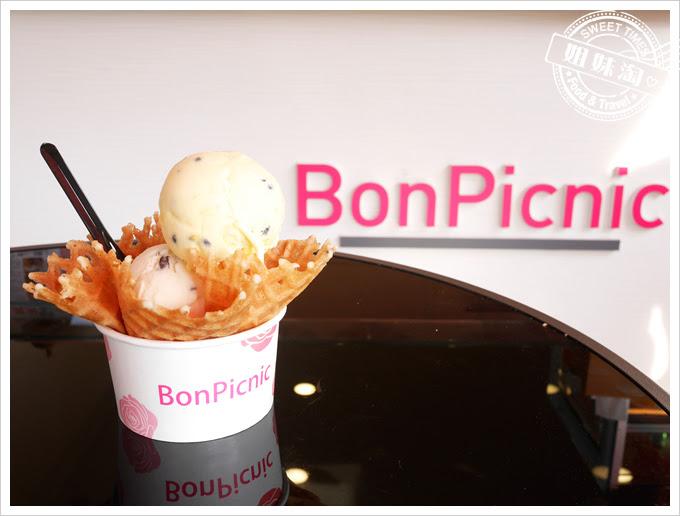Bon Picnic小野餐手工冰淇淋