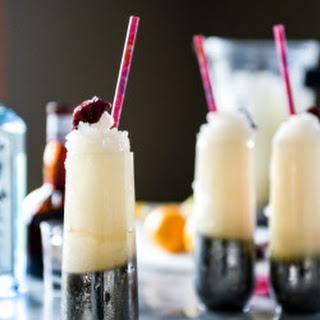 Leap Year Cocktail Slushies.