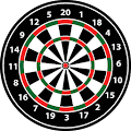 Elimination Dart Counter