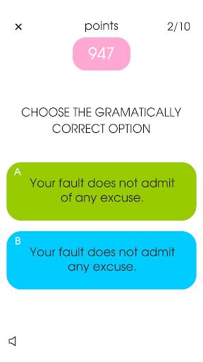 My English Grammar Test PRO 이미지[2]