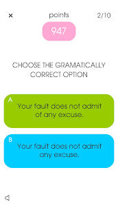 My English Grammar Test PRO Mod Apk Download For Android 3