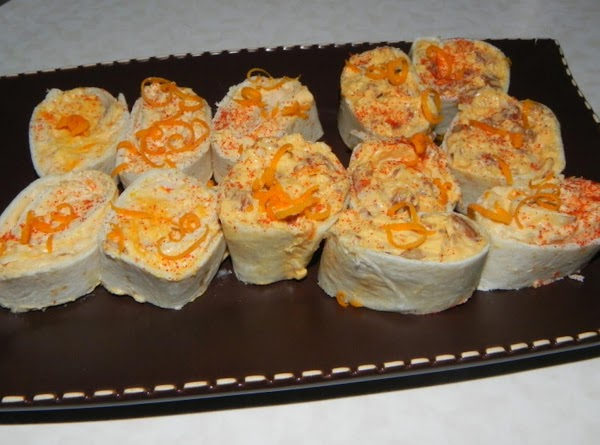 Take out of refrigerator and cut into slices. Sprinkle some orange zest and a...