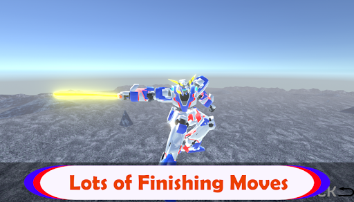 Ultra Hero Fusion : Superhero Ultra Man Battle 1.0.1 screenshots 6