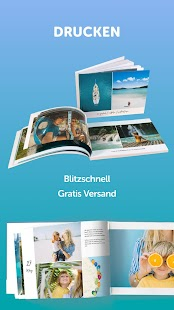 Journi Tagebuch & Fotobuch Screenshot