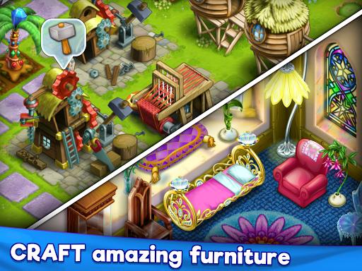 Farm Craft: Township & farming game apkmr screenshots 4