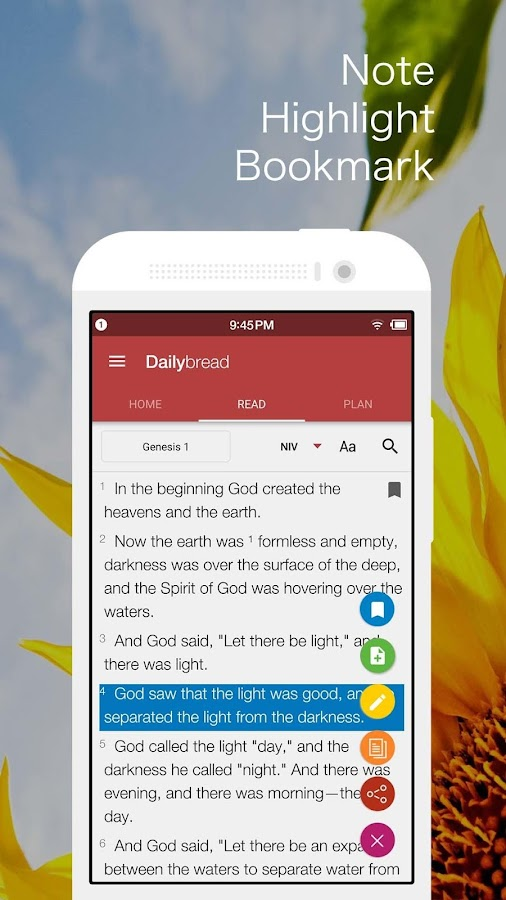 iDailybread - Bible- screenshot