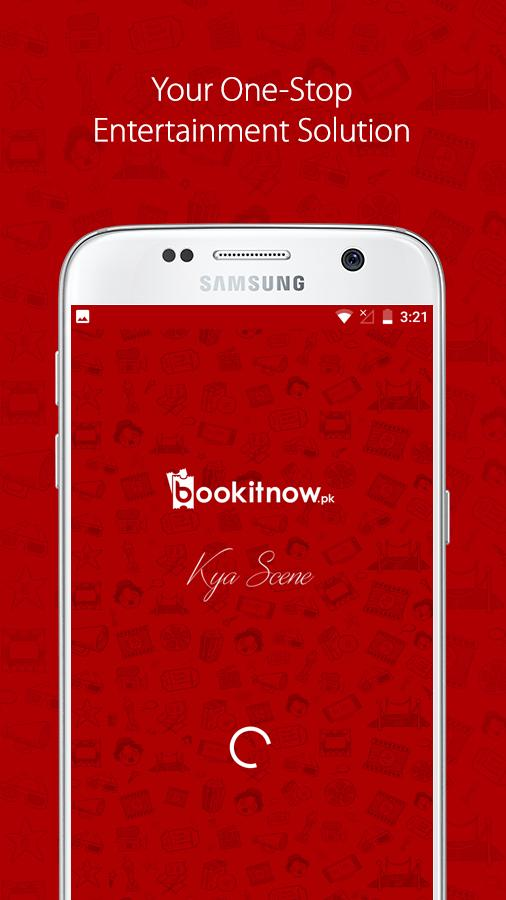 Bookitnow.pk- screenshot
