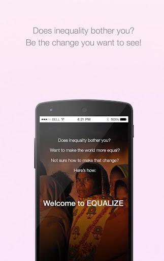 Equalize: Make India Equal