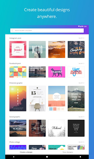 Canva - Free Photo Editor & Graphic Design Tool 1.0.9 screenshots 9