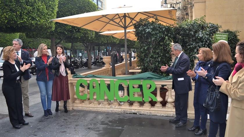 La AECC quiere romper el tabú sobre el cáncer.