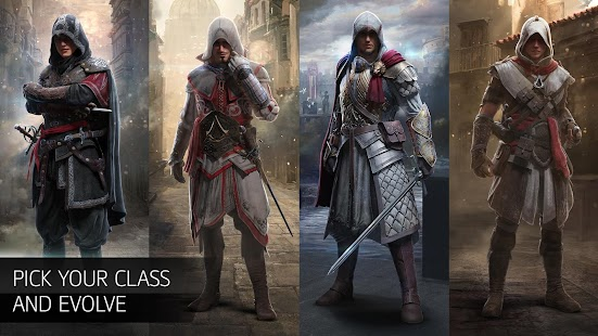 Assassin's Creed Identity 2.5.1 APK + Data