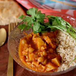 Vegetable Curry.