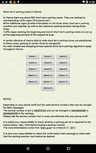 paperless.Parking-Vienna Pro,parking with city map- screenshot thumbnail