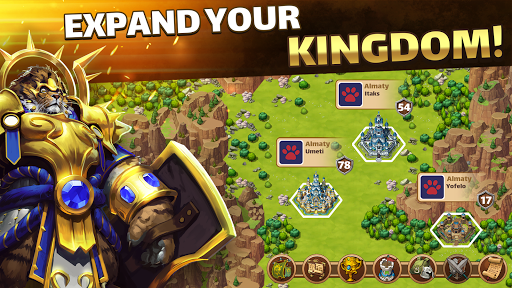 Million Lords: MMO Real-time Strategy 1.8.0 screenshots 1