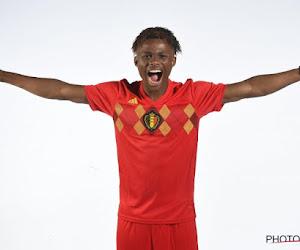 Largie Ramazani, le Belge de Manchester United, est en attente concernant son contrat