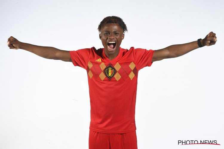 Le Belge Largie Ramazani quitte Manchester United